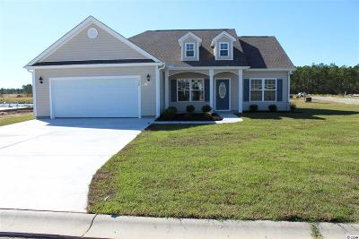 Horry County Single Family Home Active Under Contract: 528 Larkspur Dr.
