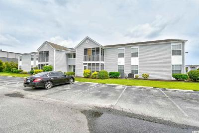Surfside Beach Condo/Townhouse For Sale: 8745 Timrod Dr. #F