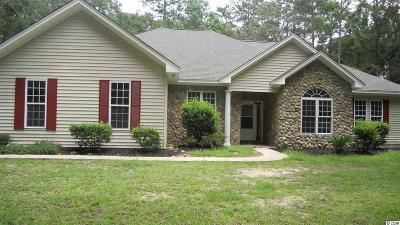 Conway Single Family Home For Sale: 2305 Lendrim Lake Dr.