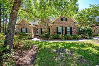 Pawleys Island Single Family Home Active Under Contract: 1898 Club Circle