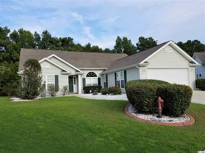 Murrells Inlet Single Family Home For Sale: 712 Pietras Ct.