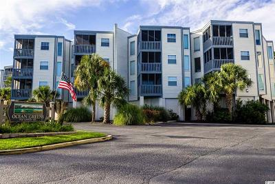 North Myrtle Beach Condo/Townhouse For Sale: 1500 Cenith Dr. #C-303