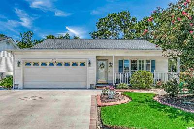Murrells Inlet Single Family Home Active Under Contract: 9577 Sullivan Dr.