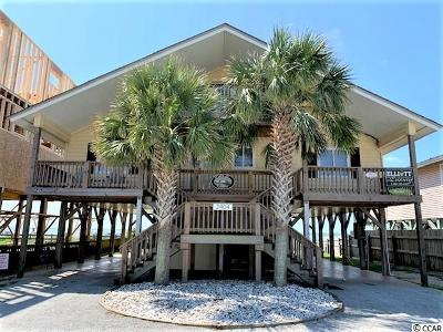 North Myrtle Beach Single Family Home For Sale: 2404 N Ocean Blvd.