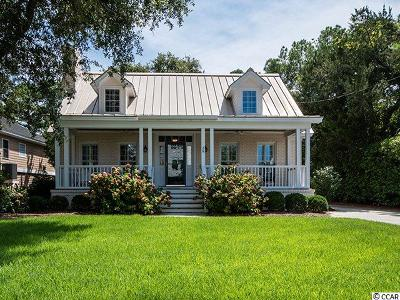 Pawleys Island Single Family Home Active Under Contract: 38 Belvedere Ln.