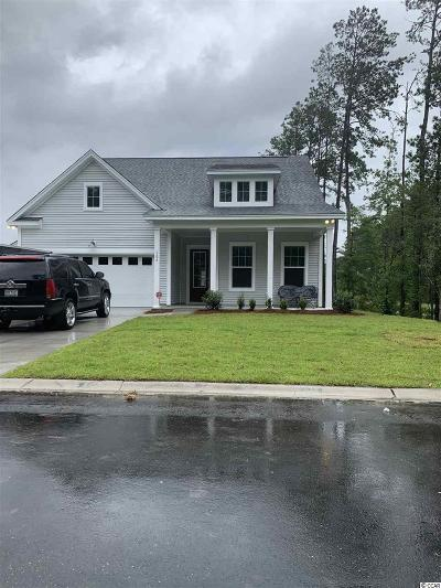 Murrells Inlet Single Family Home Active Under Contract: 841 Longwood Bluffs Circle