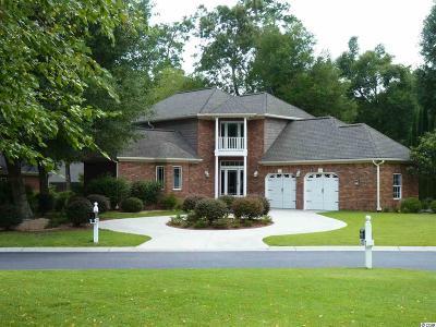 Little River Single Family Home For Sale: 2389 Island Way