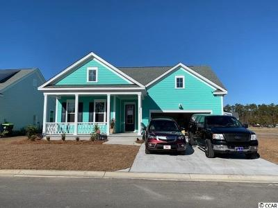 Murrells Inlet Single Family Home Active Under Contract: 2067 Silver Island Way