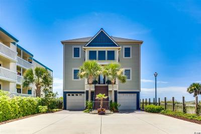 North Myrtle Beach Single Family Home For Sale: 109 Ocean Blvd. S