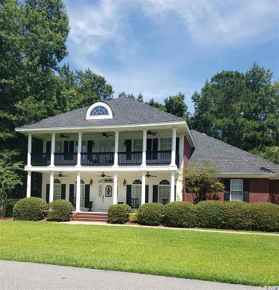 Murrells Inlet Single Family Home For Sale: 208 Long Ridge Dr.