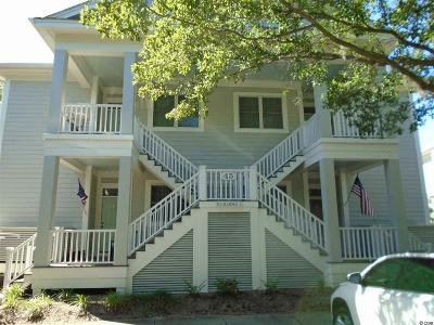 Pawleys Island Condo/Townhouse Active Under Contract: 3-D McKissick Dr. #3D