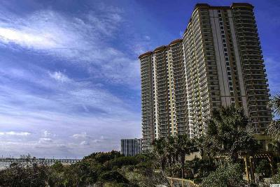Myrtle Beach Condo/Townhouse Active Under Contract: 8500 Margate Circle #1905