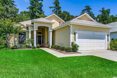 Murrells Inlet Single Family Home Active Under Contract: 1206 Kiawah Loop