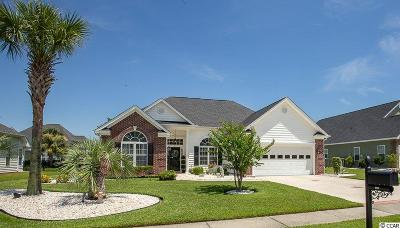 Myrtle Beach Single Family Home For Sale: 8009 Baylight Ct.