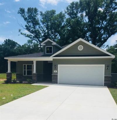 Pawleys Island Single Family Home For Sale: 249 Coachman Dr.