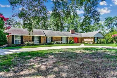 Conway Single Family Home Active Under Contract: 122 Wofford Rd.