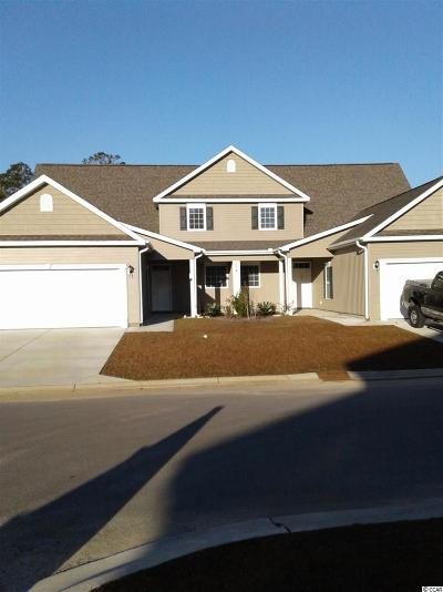 Murrells Inlet Condo/Townhouse For Sale: 634 Sunnyside Dr. #102