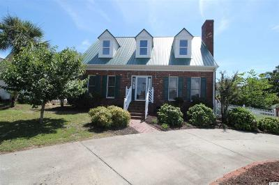 North Myrtle Beach Single Family Home For Sale: 2306 Allen St.