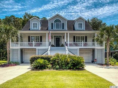 Pawleys Island Single Family Home Active Under Contract: 103 Cockle Shell Ct.