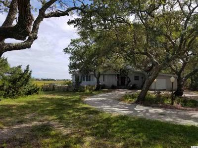 Georgetown County Single Family Home For Sale: 1 Bumpy Ct.