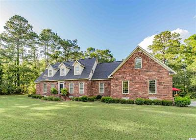 Aynor SC Single Family Home For Sale: $295,000