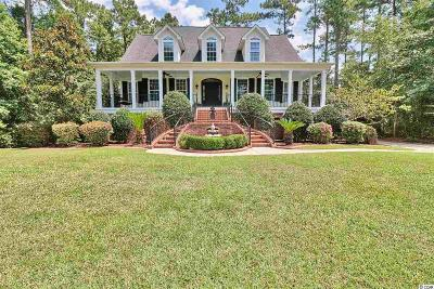 Murrells Inlet Single Family Home For Sale: 722 Woody Point Dr.