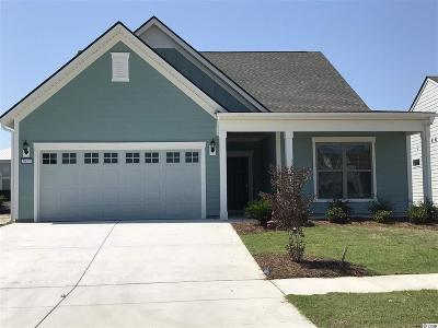Myrtle Beach Single Family Home Active Under Contract: 5837 Ledro Ln.