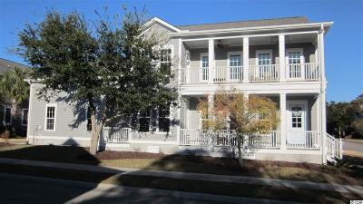 North Myrtle Beach Single Family Home Active Under Contract: 1425 Hunters Rest Dr.