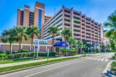 Myrtle Beach Condo/Townhouse For Sale: 7200 N Ocean Blvd. #413
