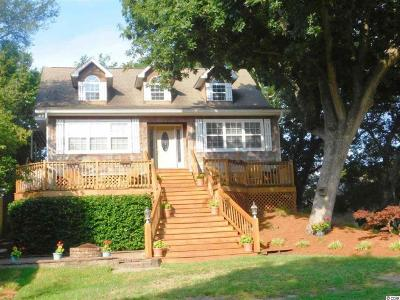North Myrtle Beach Single Family Home For Sale: 505 43rd Ave. S