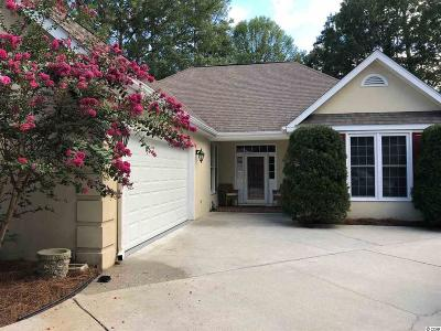 Pawleys Island Single Family Home For Sale: 452 Dornoch Dr.