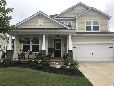 Murrells Inlet Single Family Home For Sale: 117 Champions Village Dr.
