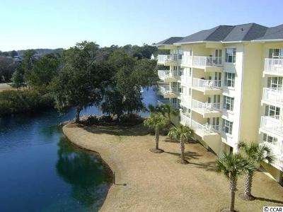 Pawleys Island Condo/Townhouse For Sale: 14290 Ocean Hwy. #208