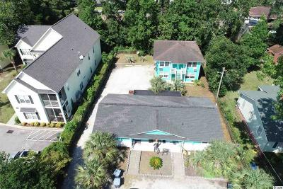Myrtle Beach Multi Family Home For Sale: 508 35th Ave. N