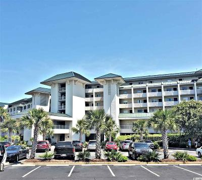 Pawleys Island Condo/Townhouse For Sale: 601 Retreat Beach Circle #427