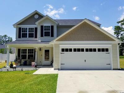 Little River Single Family Home For Sale: 3716 Livingston Circle