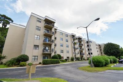 Myrtle Beach Condo/Townhouse For Sale: 5001 Little River Rd. #W-108
