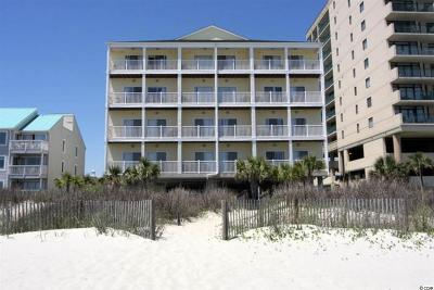 North Myrtle Beach Condo/Townhouse For Sale: 507 S Ocean Blvd. #203