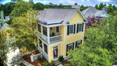Pawleys Island SC Single Family Home Active Under Contract: $350,000