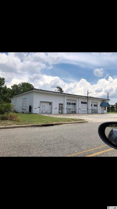 Tabor City Commercial For Sale: 700 Stake Rd.