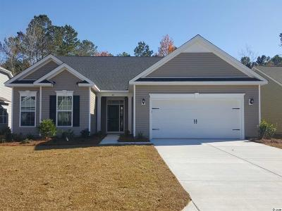 Little River Single Family Home For Sale: 415 Palm Lakes Blvd.