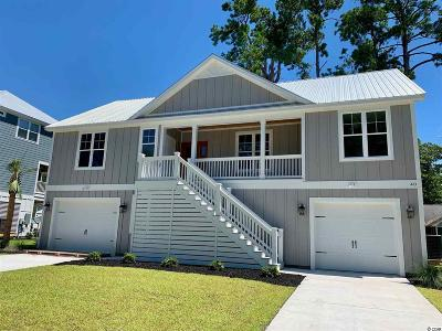 Pawleys Island SC Single Family Home For Sale: $349,999
