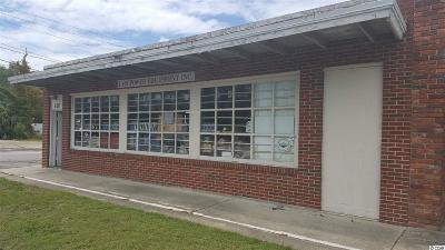 Horry County Commercial For Sale: 301 Broadway St.