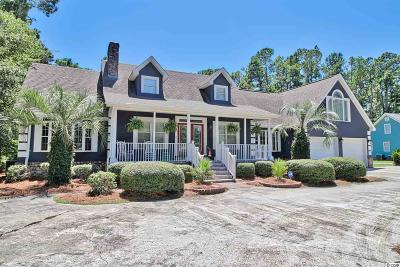 Murrells Inlet Single Family Home For Sale: 3384 Collins Creek Dr.