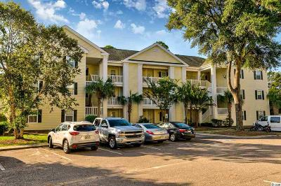 North Myrtle Beach Condo/Townhouse For Sale: 601 Hillside Dr. N #4331