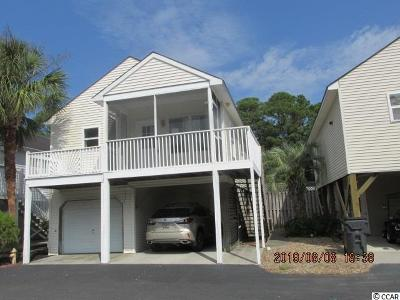Murrells Inlet Single Family Home For Sale: 1529 Schooner Ct.