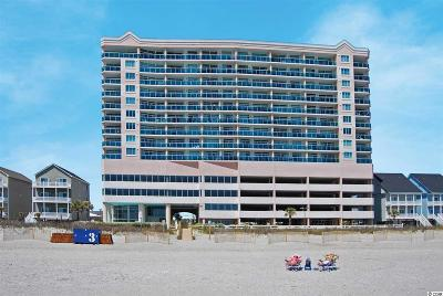 North Myrtle Beach Condo/Townhouse For Sale: 5700 N North Ocean Blvd. #PH 17