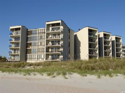 Pawleys Island Condo/Townhouse For Sale: 293 S Dunes Dr.