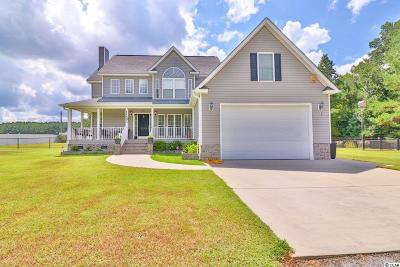 Galivants Ferry SC Single Family Home Active Under Contract: $271,700