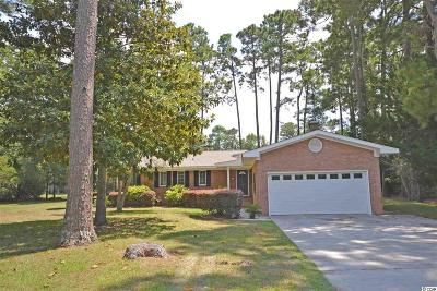 Pawleys Island Single Family Home For Sale: 35 Bay Tree Pl.